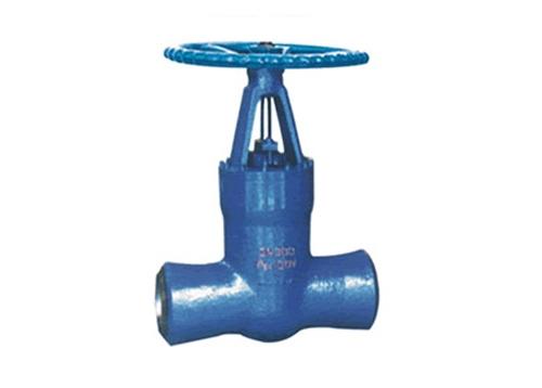 铸铁高压电站对焊手动闸阀Z61Y-250/320C
