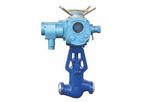 铸钢对焊电动高温高压电站截止阀J961H/Y-100/140/200/250/320C/V