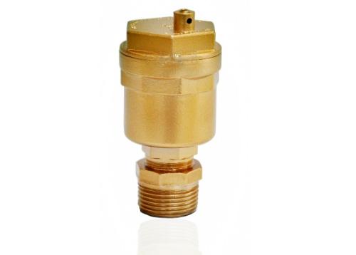 不锈钢/黄铜卡箍式自动排气阀KGPQ-10/16/25/40/50P/T