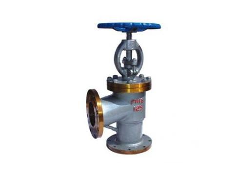 铸钢/不锈钢法兰手动角式截止/节流阀J44H/Y/W-160/220/250/320C/I/P/R