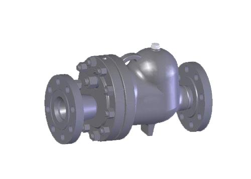 杠杆浮球式蒸汽疏水阀GH8