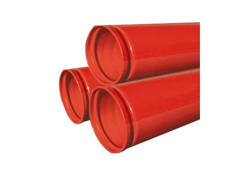 热浸塑钢质消防管道