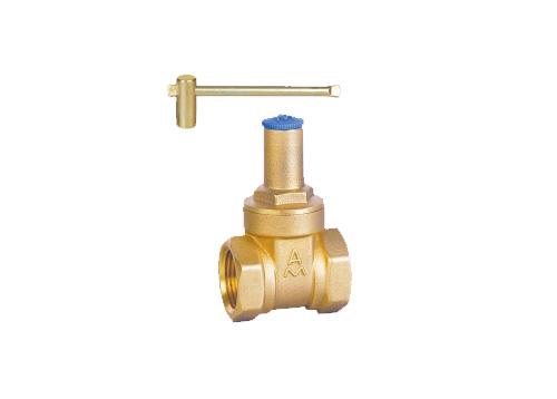 Z15W-10/16/20/25/40/64/100/160T型黄铜/青铜带锁内螺纹手动闸阀