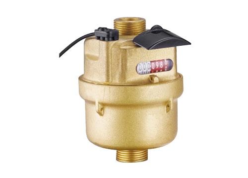 容积式水表LXH-15/F