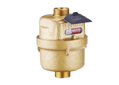 容积式水表LXH-15