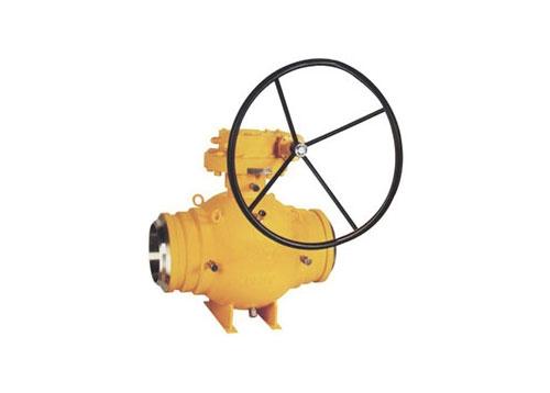 灰铸铁/可锻铸铁/球墨铸铁/铸钢/不锈钢球形体全焊接固定式全通径球阀QHQ47X-16/25/40/64/100/160Z/K/Q/C/P/R