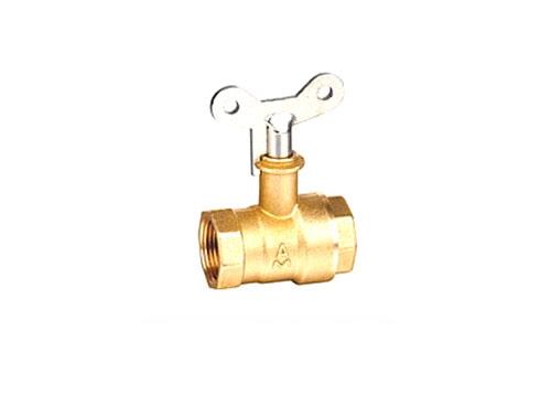 黄铜/青铜带锁手动球阀Q11F-10/16/20/25/40/64/100/160T