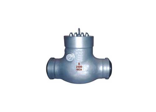 铸钢/不锈钢旋启式焊接止回阀H64H/Y/F-200/250/320C/P/R