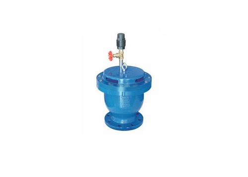 球墨铸铁/铸钢法兰复合排气阀GWP-100-B-10/16/25Q/C