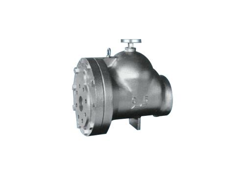 杠杆浮球式疏液阀AGH5