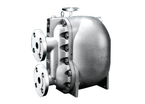 杠杆浮球式疏液阀AGH25